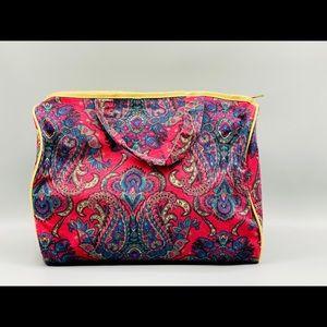 Handbags - Vintage Cosmetic Bag
